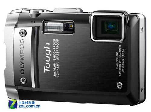 新增3D拍摄 奥林巴斯发布三防新品TG-810