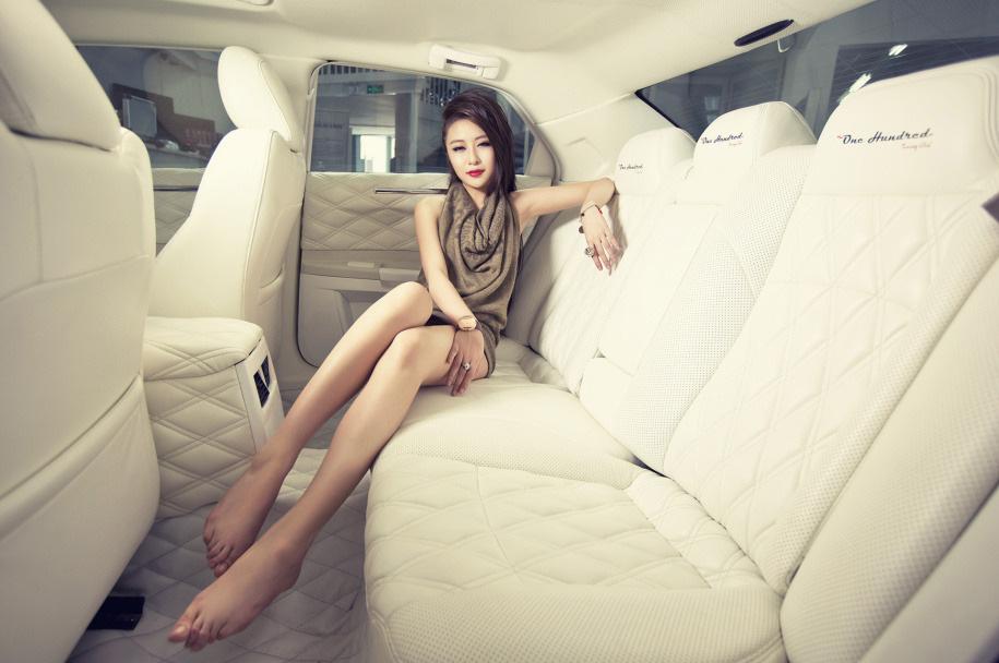 高贵美女名车美女奢华美女高贵气质  915