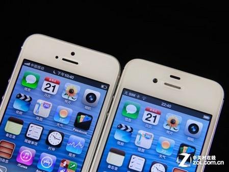 苹果iphone 5(联通版)听筒按键