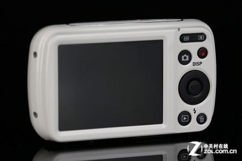 卡西欧 CASIO N1数码相机液晶屏评测