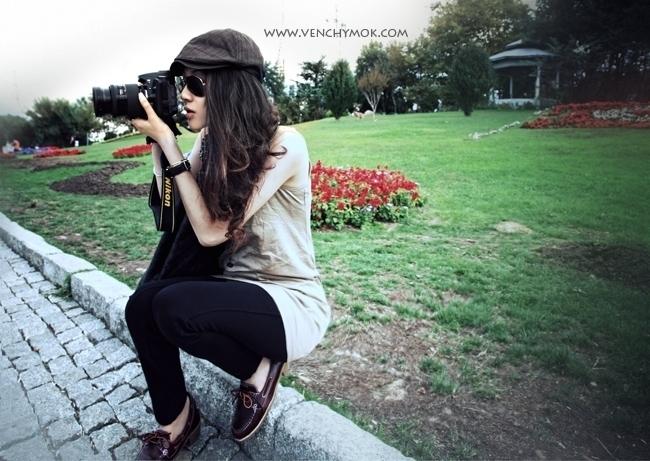单反   拿相机的唯美女生   可爱 无邪,相机   机女孩_唯美图