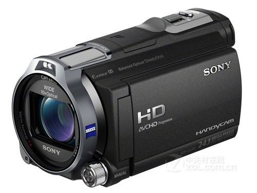 10倍变焦蔡司镜头 索尼CX760E促销送大礼包