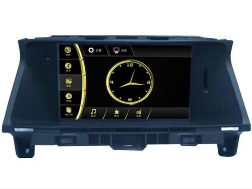 gps-龙航本田第八代雅阁专用导航,它采用了8寸高清数字屏,不拆原车cd