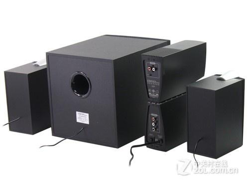 6.5吋低音独立功放 漫步者C2X报459元