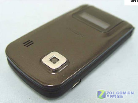 飞利浦公司的新款超薄翻盖手机xenium