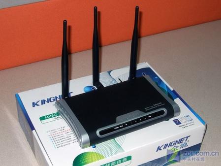 金浪MIMO無線路由 KN-WR810