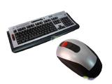 明基 G710 狙击天下游戏键鼠