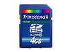 创见 SDHC卡 Class6(4GB)