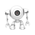 Calvin Safari (机器人克拉维)