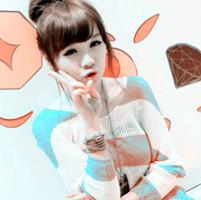 可爱韩国女生头像_带字韩国女生头像可爱又高又瘦又白是亿万少